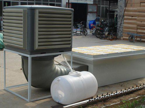 水滤式打磨台