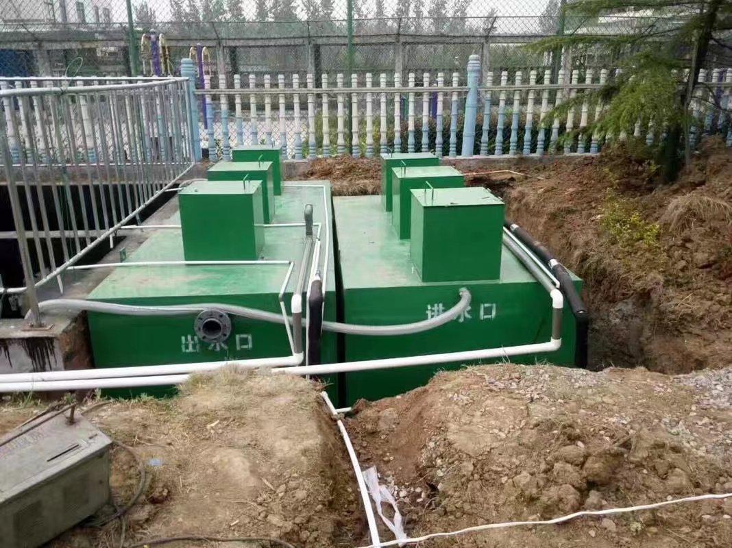 地埋式污水处理亚虎官方app官方网站