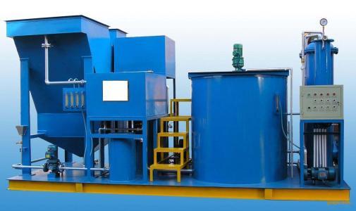 电镀污水处理系统