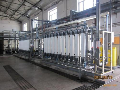 工业污水净化处理系统