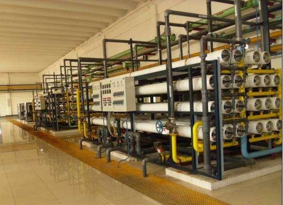 工业污水净化系统